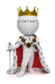 Does your blogged book have great content?