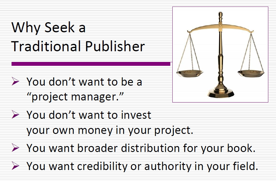 Where can you find a publisher for your book?