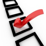have a checklist before you publish a post